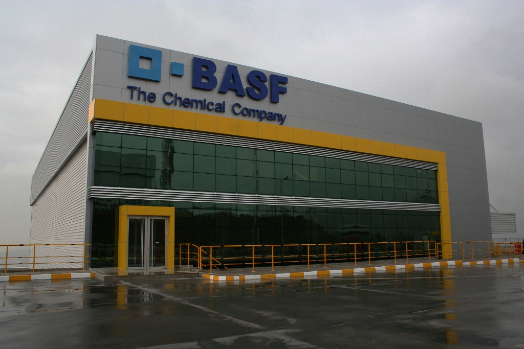 BASF Construction Chemicals Laboratory - Altensis